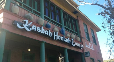Photo of Hookah Bar Kasbah Moroccan Lounge at 2714 Guadalupe St, Austin, TX 78705, United States