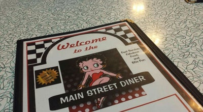 Photo of Diner Main Street Diner at 349 S Main St, Pendleton, OR 97801, United States