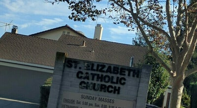 Photo of Church St. Elizabeth at 750 Sequoia Dr, Milpitas, CA 95035, United States