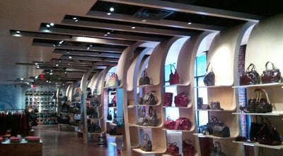 Photo of Accessories Store Longchamp at 132 Spring St, New York, NY 10012, United States