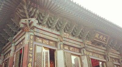 Photo of Temple 봉은사 (奉恩寺, Bongeunsa) at 강남구 봉은사로 531, 서울특별시 135-090, South Korea