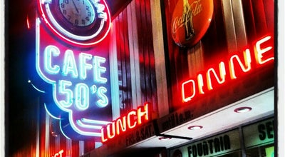 Photo of Diner Cafe 50s at 11623 Santa Monica Blvd, Los Angeles, CA 90025, United States