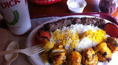 Photo of Persian Restaurant Moby Dick House of Kabob at 1300 Connecticut Ave Nw, Washington, DC 20036, United States