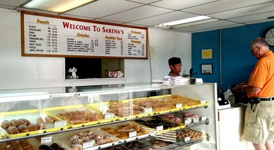 Photo of Donut Shop Sarena's Breakfast And Donuts at 1732-a S Mays St, Round Rock, TX 78664, United States