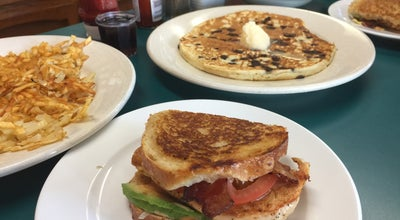 Photo of American Restaurant Billy's Cafe at 316 E Fairhaven Ave, Burlington, WA 98233, United States