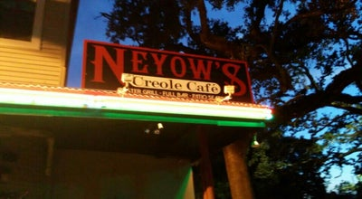 Photo of Cajun / Creole Restaurant Neyow's Creole Café at 3340 Bienville St, New Orleans, LA 70119, United States