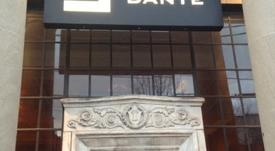 Photo of Italian Restaurant Dante at 2247 Professor Ave, Cleveland, OH 44113, United States
