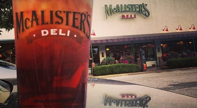 Photo of Deli / Bodega McAlister's Deli at 1598 Country Club Plaza Dr, Saint Charles, MO 63303, United States