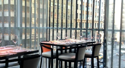 Photo of Italian Restaurant Armani Ristorante at 717 Fifth Ave, New York, NY 10022, United States