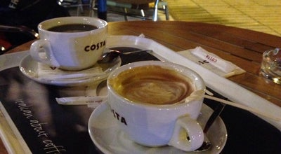 Photo of Coffee Shop Costa Coffee at 38 St Mary's Pl, Newcastle Upon Tyne NE1 7PQ, United Kingdom