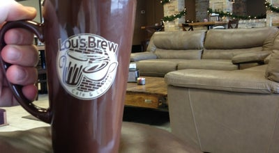 Photo of Cafe Lou's Brew Cafe & Lounge at 248 Wisconsin St, Oshkosh, WI 54901, United States