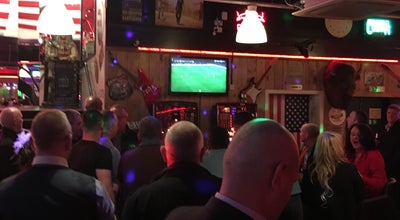 Photo of Bar Smokey Moe's Saloon Bar at Mount Pleasant, Liverpool, United Kingdom