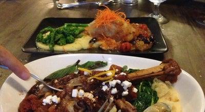 Photo of Italian Restaurant Patrizia's Italy Trattoria at 170 Water St, Plymouth, MA 02360, United States