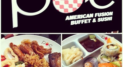 Photo of Japanese Restaurant POC American Fusion Buffet & Sushi at 2121 Ponce De Leon Blvd, Coral Gables, FL 33134, United States