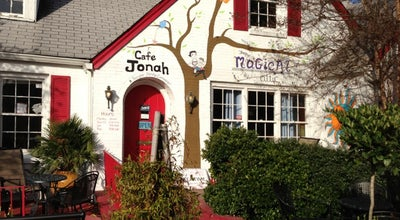 Photo of Cafe Cafe Jonah and The Magical Attic at 3188 Paces Ferry Pl Nw, Atlanta, GA 30305, United States