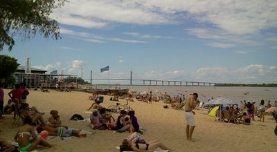 Photo of Beach Balneario La Florida at Carrasco, Rosario, Argentina