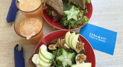Photo of Juice Bar Pitten en Bonen at Lombardenvest 31, Antwerpen 2000, Belgium