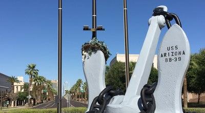 Photo of Arts and Entertainment USS Arizona Anchor at Wesley Bolin Memorial Plaza, Phoenix, AZ 85007, United States