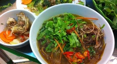 Photo of Asian Restaurant Bánh Đa Cua Bà Cụ at 179 Cầu Đất, Vietnam