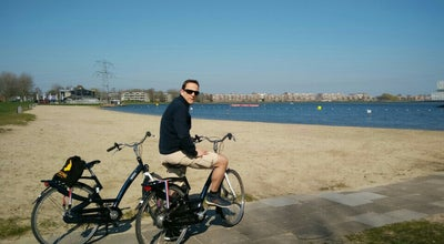 Photo of Beach Fantasiestrand at Bergsmapad, Almere, Netherlands