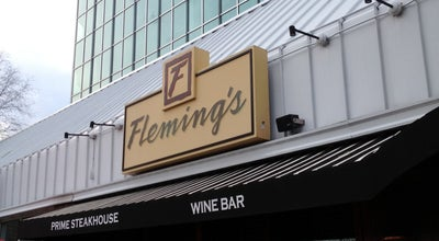 Photo of Steakhouse Fleming's Prime Steakhouse & Wine Bar at 555 E Lancaster Ave, Radnor, PA 19087, United States