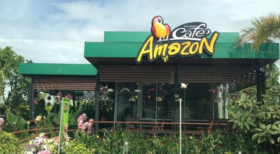 Photo of Coffee Shop Café Amazon (คาเฟ่ อเมซอน) at National Hwy No 116, Lamphun 51000, Thailand