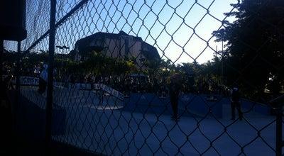 Photo of Skate Park Skate Park Ramiro Ruediger at Parque Ramiro Ruediger, Blumenau, Brazil