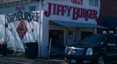 Photo of Burger Joint Oma's Jiffy Burger at 403 Water St, Waxahachie, TX 75165, United States