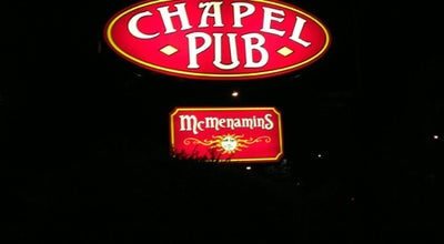 Photo of Pub McMenamins Chapel Pub at 430 N Killingsworth St, Portland, OR 97217, United States