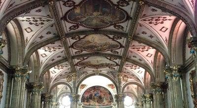 Photo of Church Iglesia de San Juan Bautista at Felipe Carrillo Puerto, Coyoacán 04010, Mexico