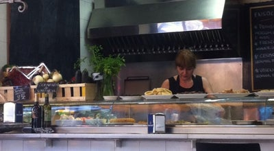 Photo of Breakfast Spot Bar Supergourmet at Plaza Del Mercado, 6, Valencia 46001, Spain