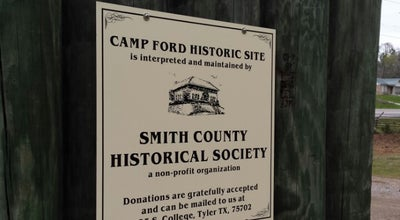 Photo of Historic Site Camp Ford at Tyler, TX 75708, United States