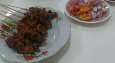 "Photo of BBQ Joint Special Kambing Muda ""Sari Mendo"" at Tegal, Indonesia"