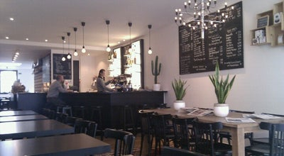 Photo of Coffee Shop Mucho Gusto at Zuivelmarkt 44, Hasselt 3500, Belgium