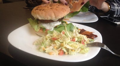 Photo of Vegetarian / Vegan Restaurant vb #veganburgers at Jesionowa 17, Gdańsk, Poland