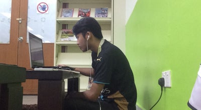 Photo of Library Library Utem Campus Industry at Taman Tasik Utama, Kampung Ayer Keroh, Malaysia