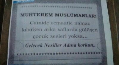 Photo of Mosque Balıkpazarı Camisi at Gemlik, Turkey