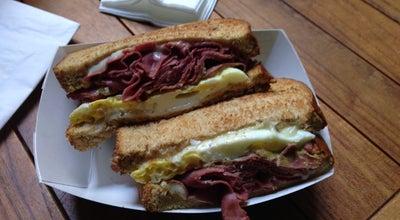 Photo of Cafe Cafe Me at 500 Washington St, San Francisco, CA 94111, United States