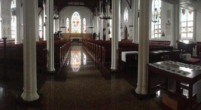 Photo of Church Christ Church Cathedral at George St, Nassau, Bahamas