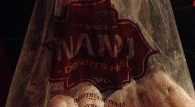 Photo of Donut Shop Nanou Donuts House at Φορμίωνος 220, Βύρωνας, Greece