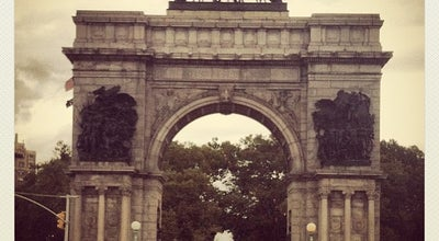 Photo of Plaza Grand Army Plaza at Flatbush Ave., Brooklyn, NY 11238, United States