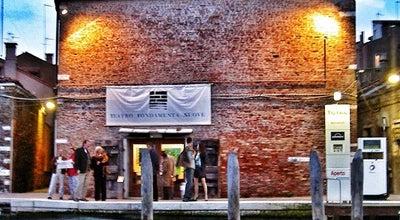 Photo of Theater Teatro Fondamenta Nuove at Cannaregio 5013, Venezia 30121, Italy
