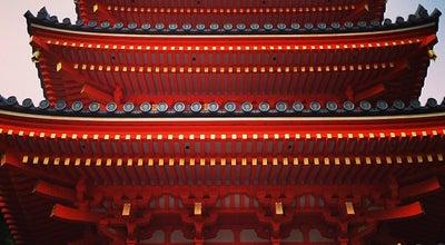 Photo of Temple 東長寺 at 博多区御供所町2-4, 福岡市 812-0037, Japan