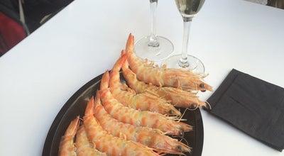 Photo of Mediterranean Restaurant Museo del Vino at Calle Cruz 14 Esquerda Calle Victoria, Madrid 28012, Spain