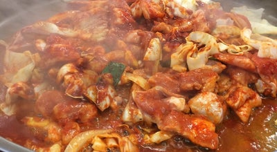 Photo of Korean Restaurant 청평 호반 닭갈비막국수 at 청평면 청평리 82-6, 가평군 477-815, South Korea