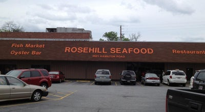Photo of Diner Rosehill Seafood at 2621 Hamilton Rd, Columbus, GA 31904, United States