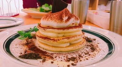 Photo of Cafe gram cafe&pancakes at 自由ヶ丘2-12-13, 目黒区, Japan