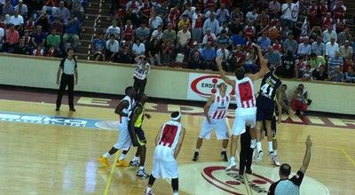 Photo of Basketball Court Erdemir Spor Salonu at Bağlık Mah. Erdemir Kapalı Spor Salonu, Ereğli 67320, Turkey