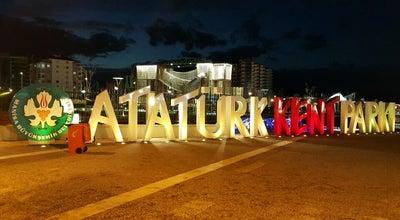 Photo of Park Atatürk Kent Parkı at Güzelyurt Mah., Manisa 45000, Turkey