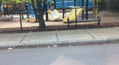 Photo of Playground Marshall Street Playground at 24 Marshall St, Somerville, MA 02145, United States